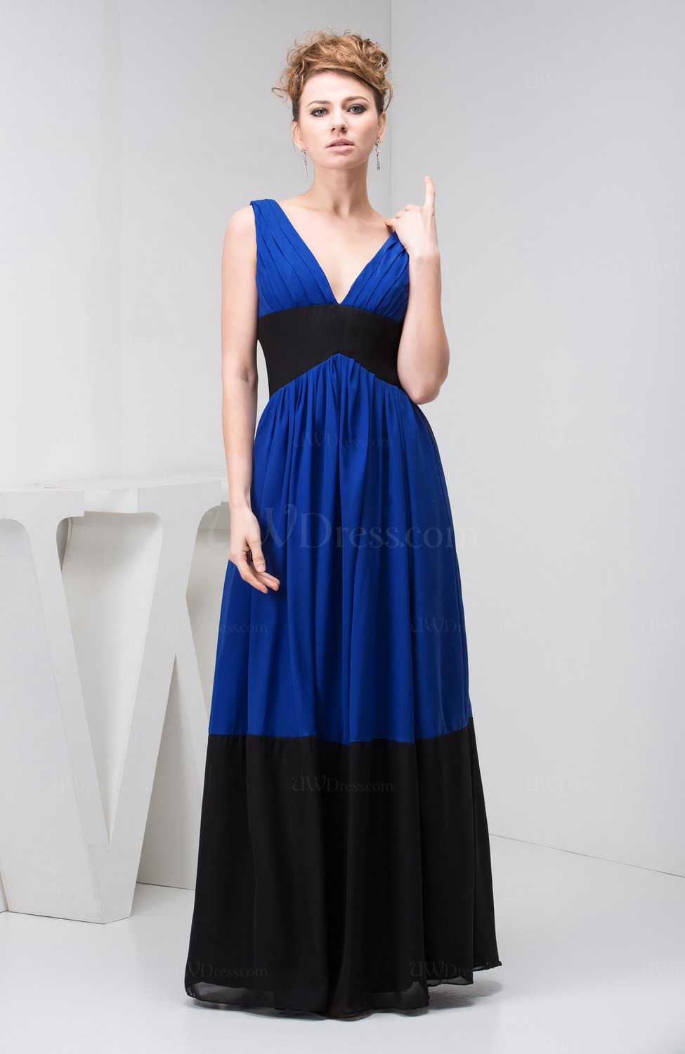 Inexpensive Chic Wedding Dresses : Bridesmaid dress inexpensive sexy chic plain simple destination style