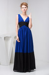 Chiffon Bridesmaid Dress Inexpensive Sexy Chic Plain Simple Destination
