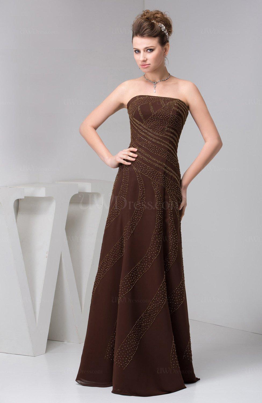 Chiffon Bridesmaid Dress Affordable Natural Autumn Amazing
