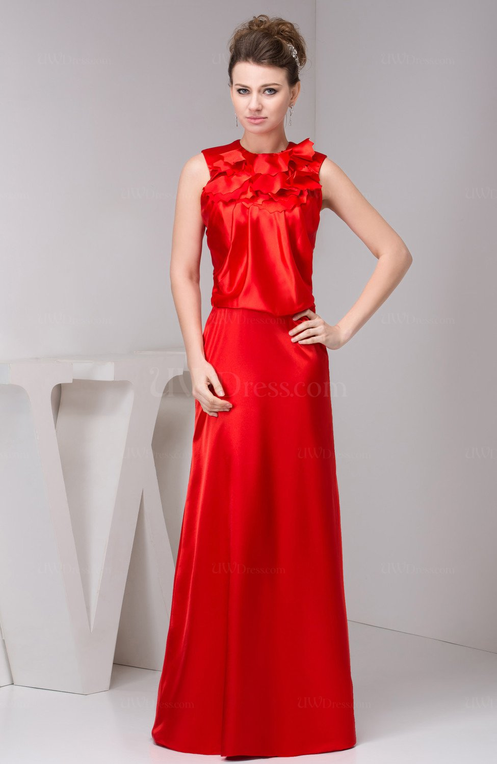 Maternity bridesmaid dress affordable spring trendy formal for Trendy wedding guest dresses