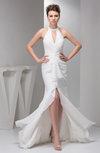 Long Evening Dress Elegant Simple Beaded Sparkly Unique Modern Classy