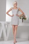 Inexpensive Party Dress Short Fashion Modern Trendy Elegant Fall Plain