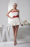 Affordable Sweet 16 Dress Inexpensive Taffeta Modern Sparkly Semi Formal