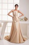 Inexpensive Party Dress Long Semi Formal Fall Church Strapless Summer