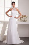Inexpensive Party Dress Affordable High Neck Trendy Sleeveless Hourglass