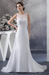 Vintage Bridal Gowns Lace Sleeveless Spring Western Winter Affordable