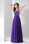 Chiffon Bridesmaid Dress Maternity Summer Floor Length Fashion Classy