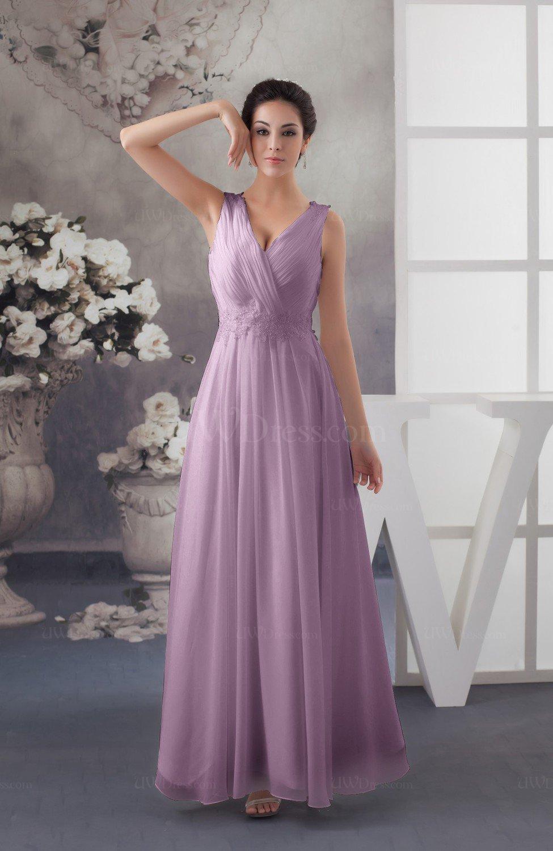 Valerian Chiffon Bridesmaid Dress Affordable Sexy Western Allure ...