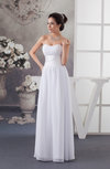 Chiffon Bridesmaid Dress Country Fashion Spring Western Strapless Low Back