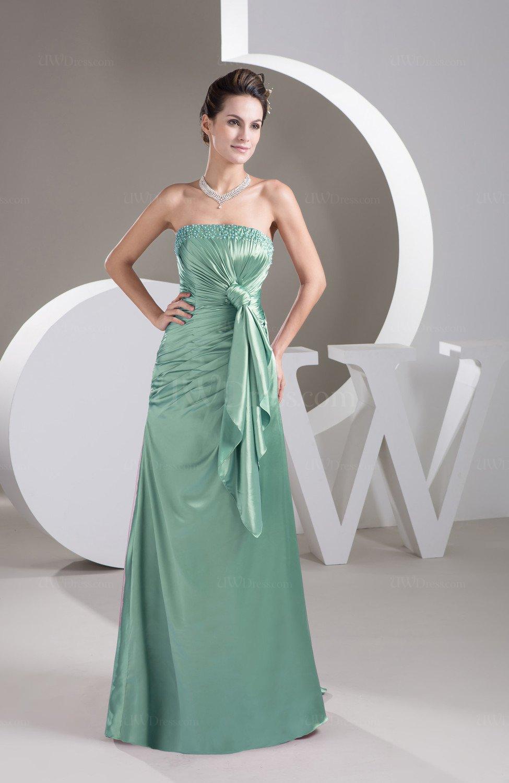 Casual Sweet 16 Dress Long A Line Spring Open Back Semi