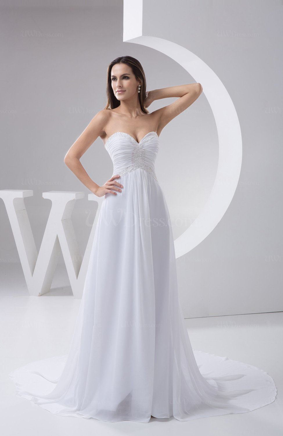 White allure bridal gowns inexpensive country unique for Affordable unique wedding dresses