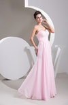 Chiffon Bridesmaid Dress Inexpensive Floor Length Fashion Cinderella