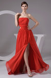 Casual Sweet 16 Dress Long Hot Country Apple Dream Trendy Open Back Chiffon