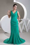 Mermaid Wedding Guest Dress Simple Sleeveless Hourglass Formal Trendy