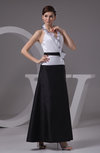 Casual Graduation Dress Long A line Sleeveless Apple Petite Winter Chic