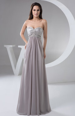 Chiffon Bridesmaid Dress Maternity Destination Summer Sparkly Full Figure