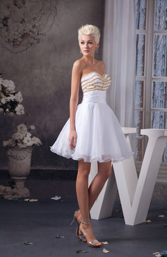 Wedding guest dresses baby doll for White beach wedding dresses for guests