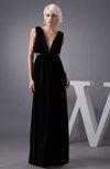 Unique Prom Dress Inexpensive Semi Formal Pretty Winter Simple Empire