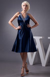 Inexpensive Bridesmaid Dress Country Apple Trendy Simple Western Rhinestone