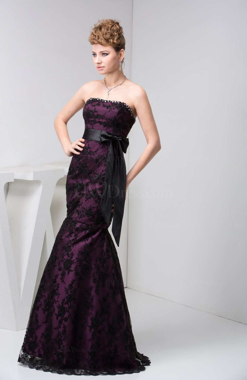 Vintage Sweet 16 Dress Lace Fit N Flare Traditional