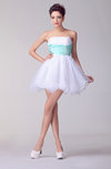 Summer Cocktail Dress Petite Beaded Formal Open Back Glamorous Trendy