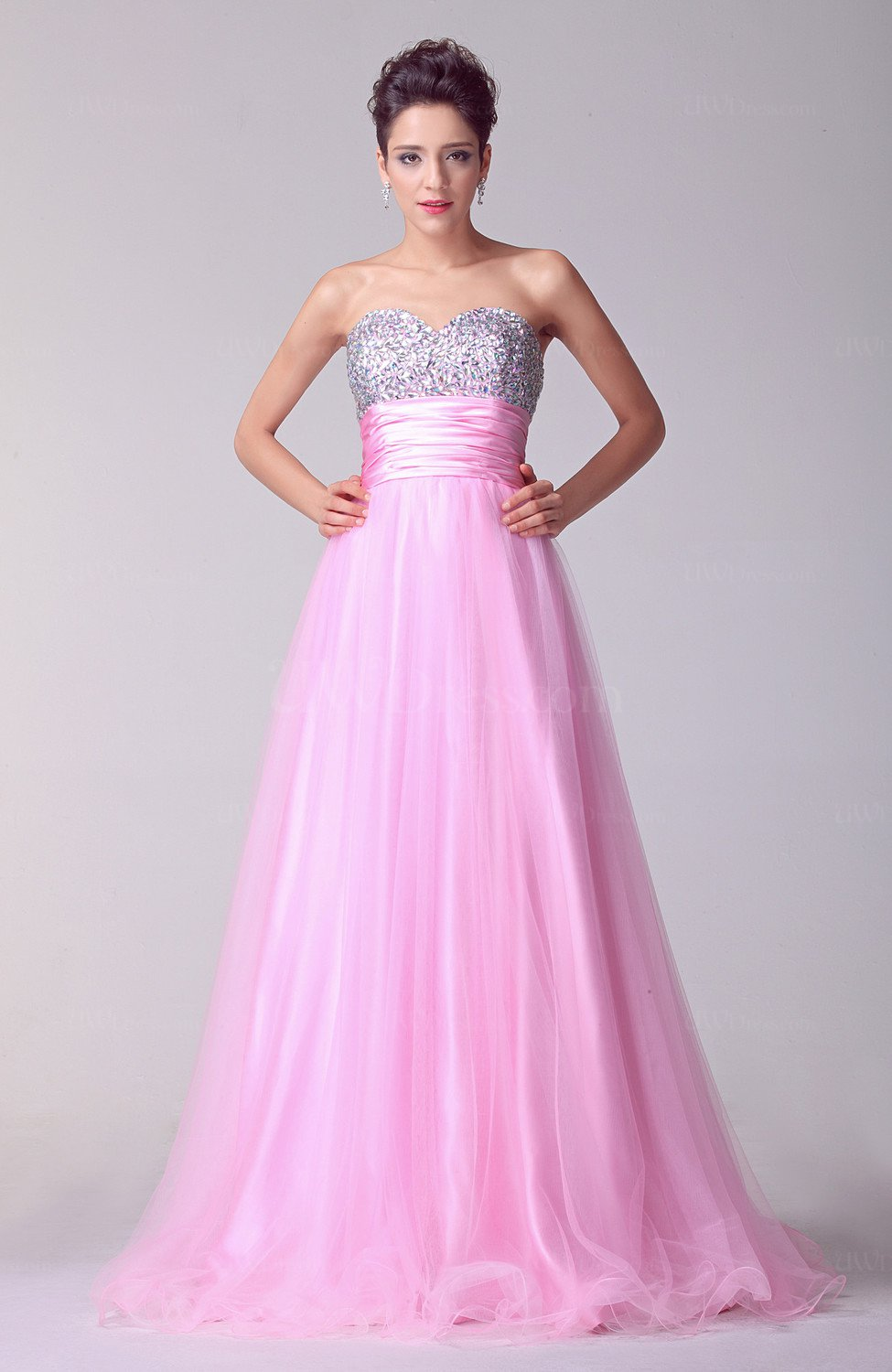 Inexpensive bridal gowns summer low back sweetheart formal for Cheap summer wedding dresses