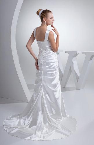 Garden Wedding Dresses For Older Brides : Cream mature garden a line sweetheart sleeveless court