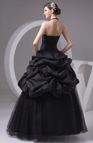 Black Allure Bridal Gowns Disney Princess Ball Gown Unique
