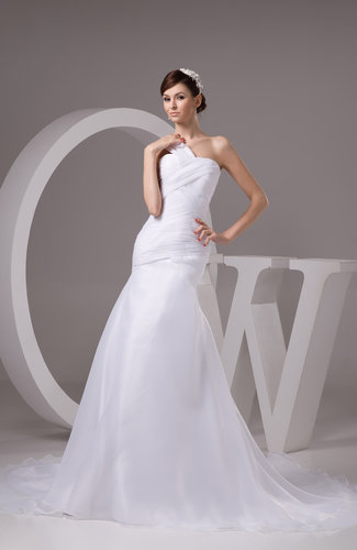 White allure bridal gowns inexpensive unique simple for Affordable unique wedding dresses