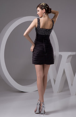 Chocolate Brown Summer Cocktail Dress Sexy Backless Tight Sparkly