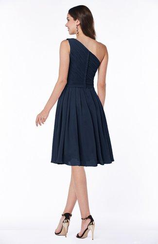 Plus size one shoulder summer dresses