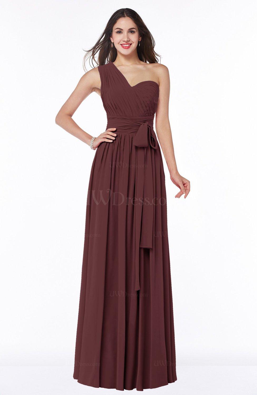 Burgundy modern sleeveless half backless floor length for Burgundy wedding dresses plus size