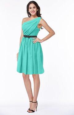 Medievel Knee Length Cocktail Dress