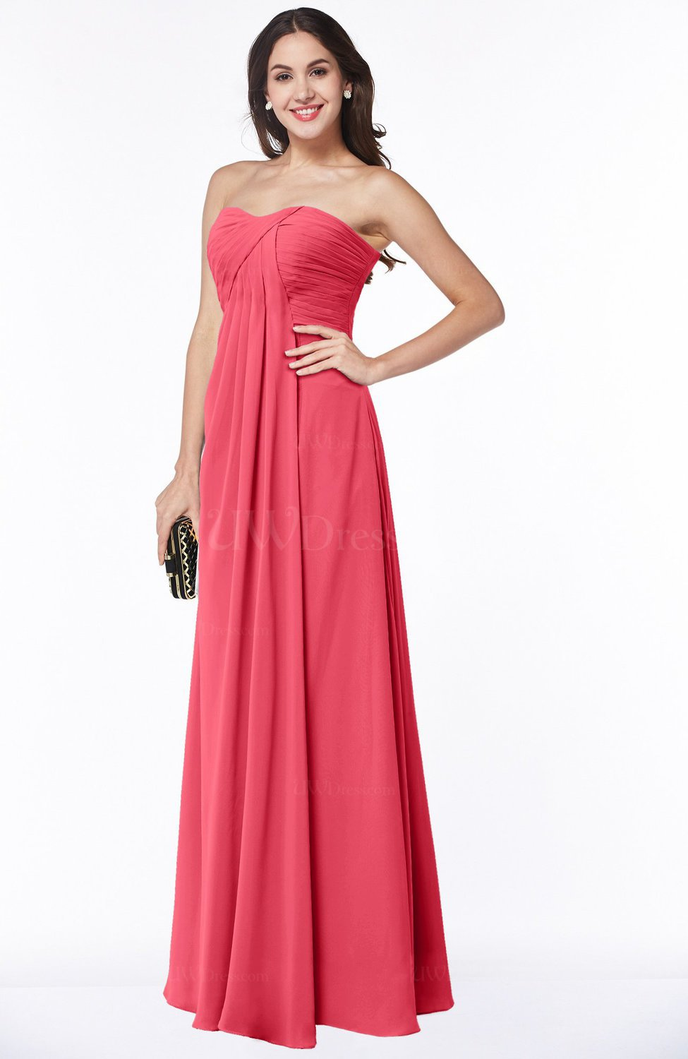 Guava cute a line sleeveless zip up pleated plus size bridesmaid cute a line sleeveless zip up pleated plus size bridesmaid dresses ombrellifo Gallery