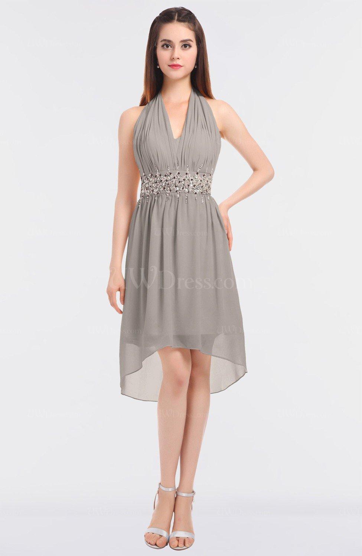 Mature bridesmaid dress