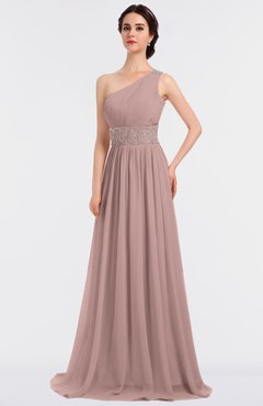 Bridesmaid Dresses Bridal Rose Color Appliques Uwdresscom