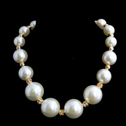 Necklaces Strands Necklaces Imitation Pearl Wedding Fashional