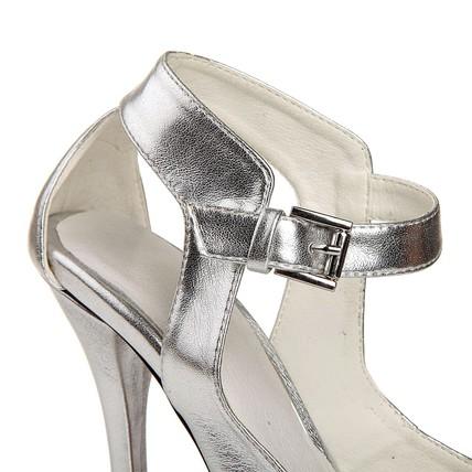 platinum sheepskin sandals outdoor women's average pumps