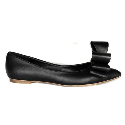 Sheepskin Loafers Women's Bowknot Outdoor Average Comfort