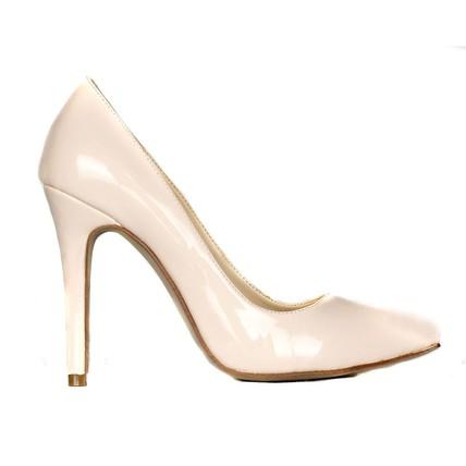 Party & Evening Wedding Shoes Stiletto Heel Patent Leather Pumps/Heels Women's Average