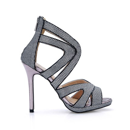 black average wedding shoes stiletto heel pumps/heels