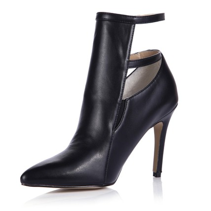 Stretch Fabric Pumps/Heels Buckle Girls' Booties/Ankle Boots Office & Career Kitten Heel