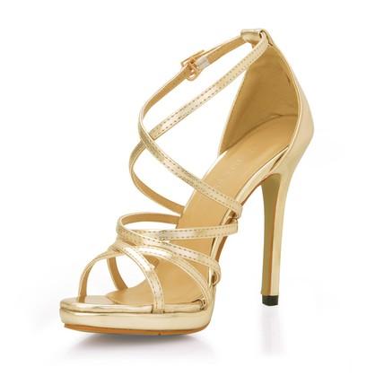 Women's Platforms Party & Evening Stiletto Heel Sandals PU Average
