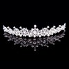 Hair Jewelry Tiaras Attractive Pearl Engagement