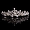 Wedding Tiaras Rhinestones Beautiful Hair Jewelry