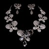 Amazing Pendant Necklaces Rhinestones Jewelry Sets Wedding