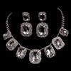 Jewelry Sets Drop Earrings Anniversary Exquisite Rhinestones