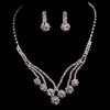 Attractive Pendant Necklaces Jewelry Sets Anniversary Alloy