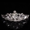 Engagement Tiaras Elegant Hair Jewelry Alloy