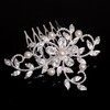Anniversary Hair Comb Headpieces Rhinestones Beautiful
